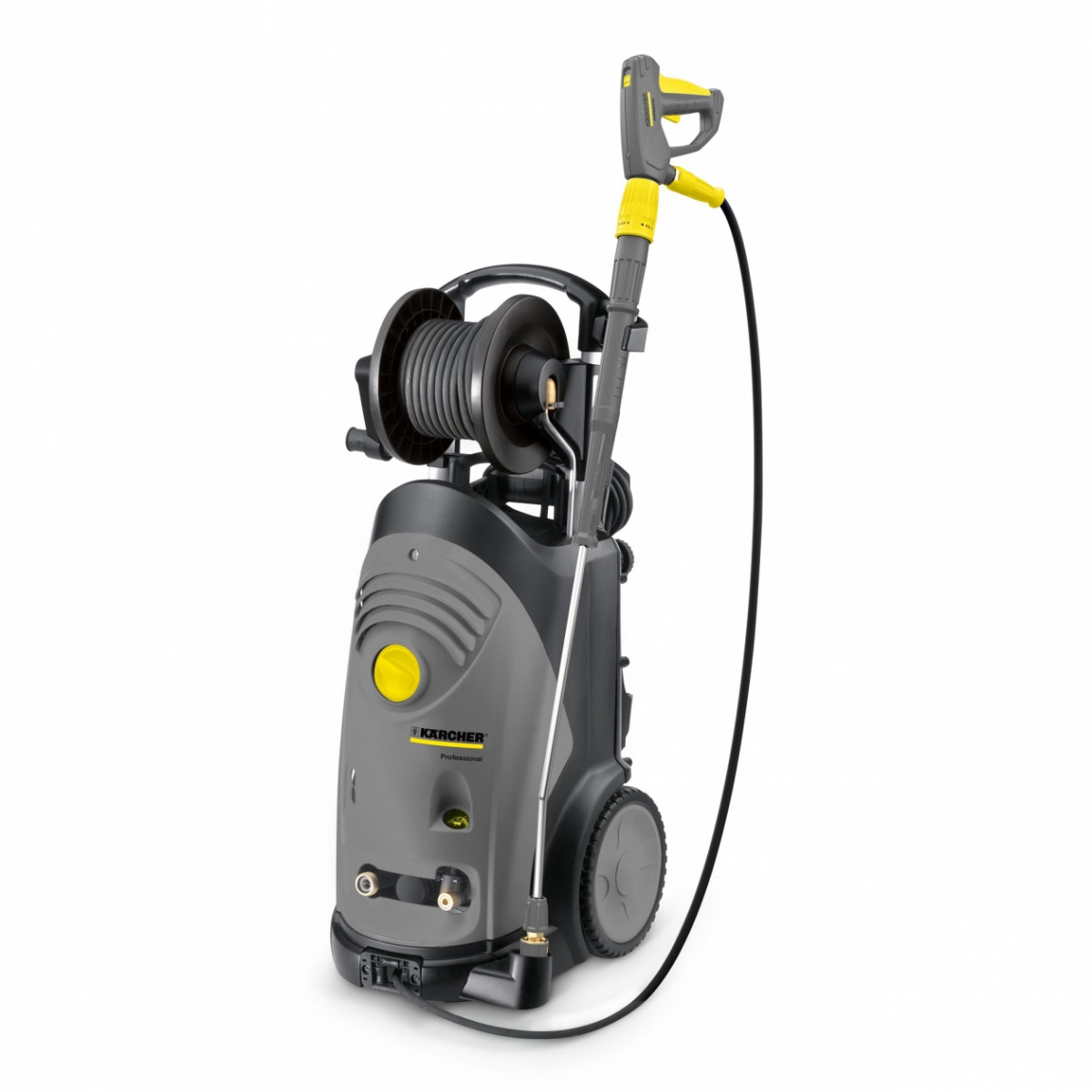 High Pressure Water : Cold water pressure washers