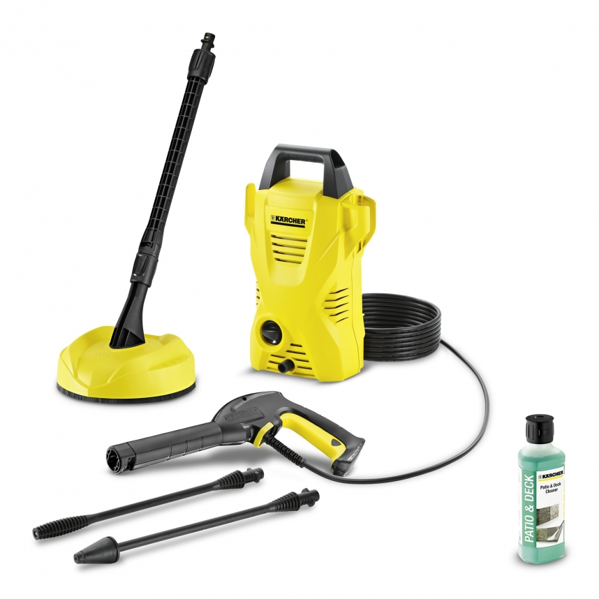 karcher k4 premium full control home pressure washer a1. Black Bedroom Furniture Sets. Home Design Ideas