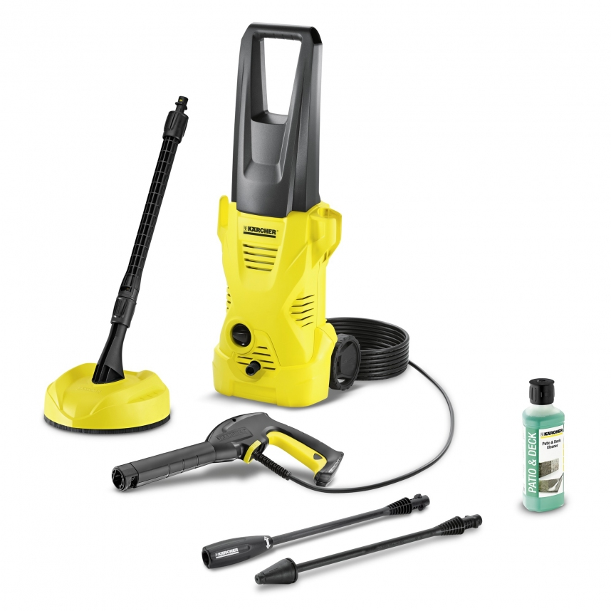 karcher k2 home pressure washer a1 pressure washers. Black Bedroom Furniture Sets. Home Design Ideas