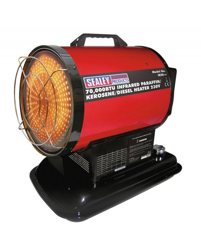 Sealey Ir20 Convector Heater A1 Pressure Washers