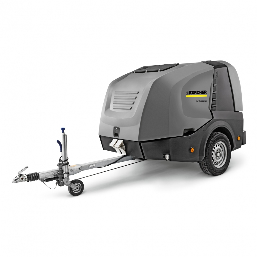 Karcher Hds 13 20 Trailer Machine A1 Pressure Washers