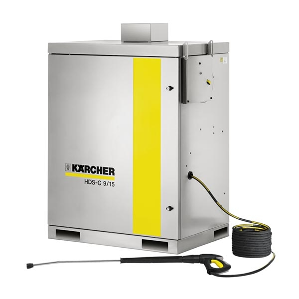 Karcher High Pressure Cleaner Hds C 9 15 Stainless Steel
