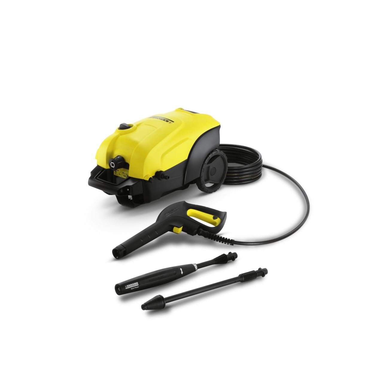 Karcher 720 Mx pressure washer Manual