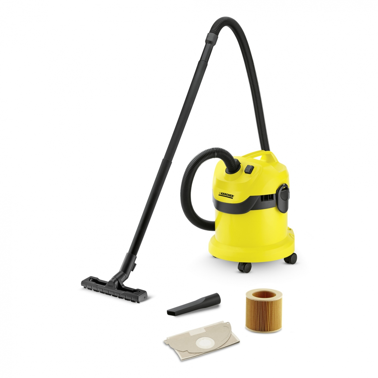 karcher wd 2 wet dry vacuum cleaner a1 pressure washers. Black Bedroom Furniture Sets. Home Design Ideas