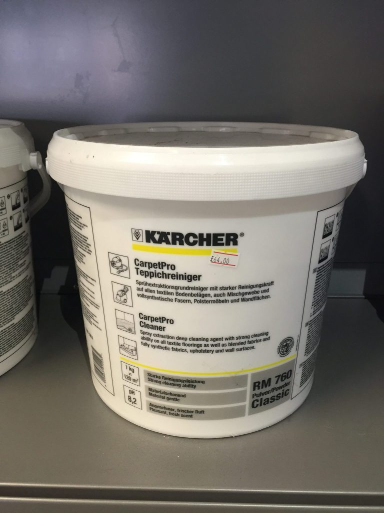 Karcher Rm760 Asf Carpet Amp Upholstery Cleaner A1