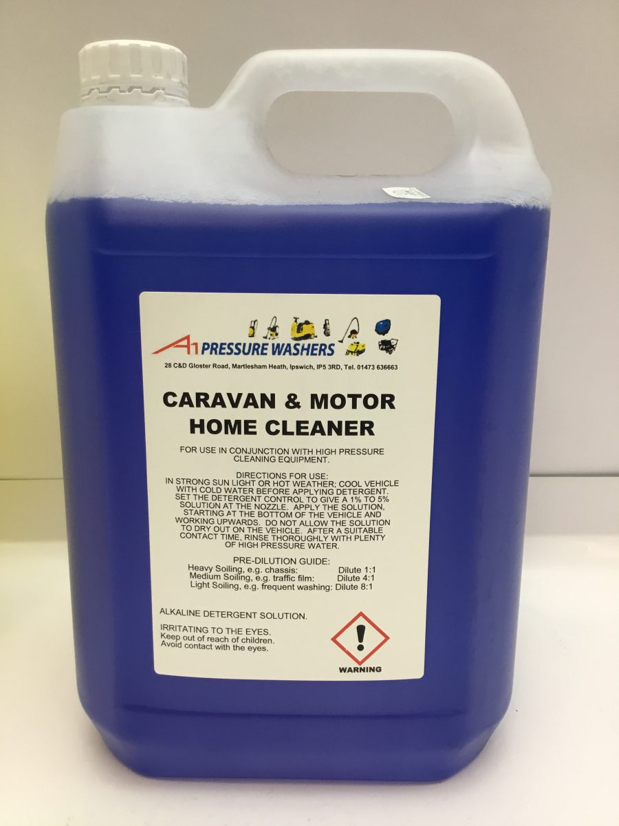 5 Litres Caravan & Motor Home Cleaner