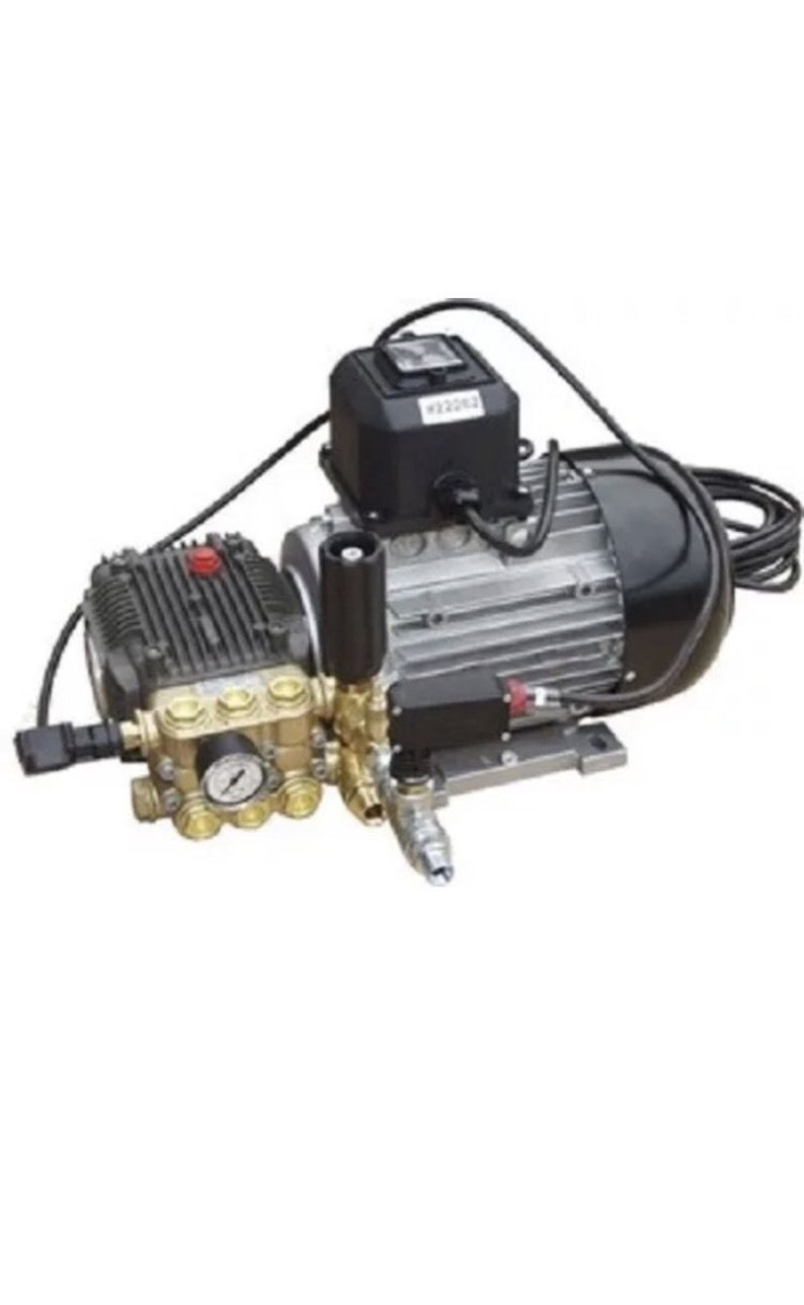 400V pump motor Jet Wash Annovi Reverberi Industrial Pressure Washer  HRK15 20MP